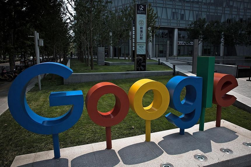 Google is developing a version of its search engine for China that would block information the Beijing government considers sensitive.