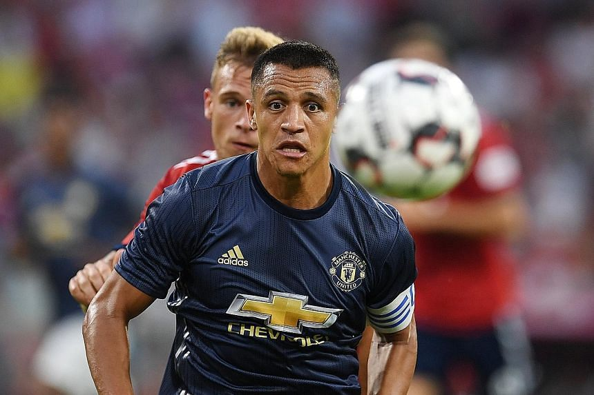Alexis Sanchez is one of only three X-factor players - Paul Pogba and Romelu Lukaku being the other two - at Jose Mourinho's disposal. Pep Guardiola can call on nine City stars such as Kevin de Bruyne, Sergio Aguero, Gabriel Jesus, Leroy Sane, Raheem
