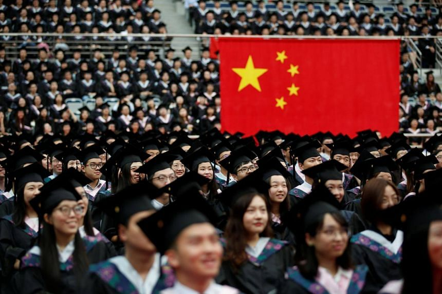 Previously, international students and those with degrees obtained overseas had to have a minimum of two years' work experience outside China before they could apply for a work visa.