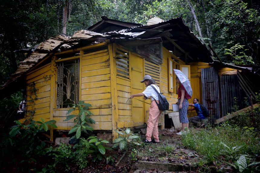 Effort is being ramped up to look into the restoration of Pulau Ubin's forgotten and neglected traditional kampung houses.