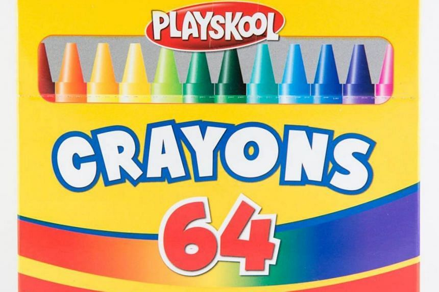 The US Public Interest Research Group Education Fund says Playskool crayons tested positive for asbestos, which can lead to lung cancer and mesothelioma if inhaled or ingested.