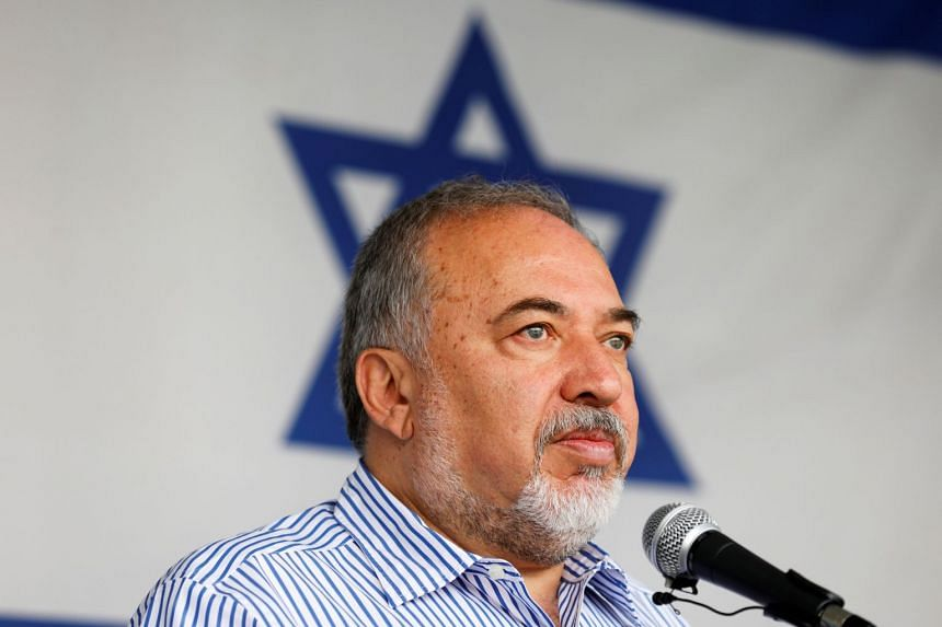 Israel's Defense Minister Avigdor Lieberman dismissed suggestions in the Syrian and Lebanese news media that Israel was behind the car bomb that killed one of Syria's rocket scientists.