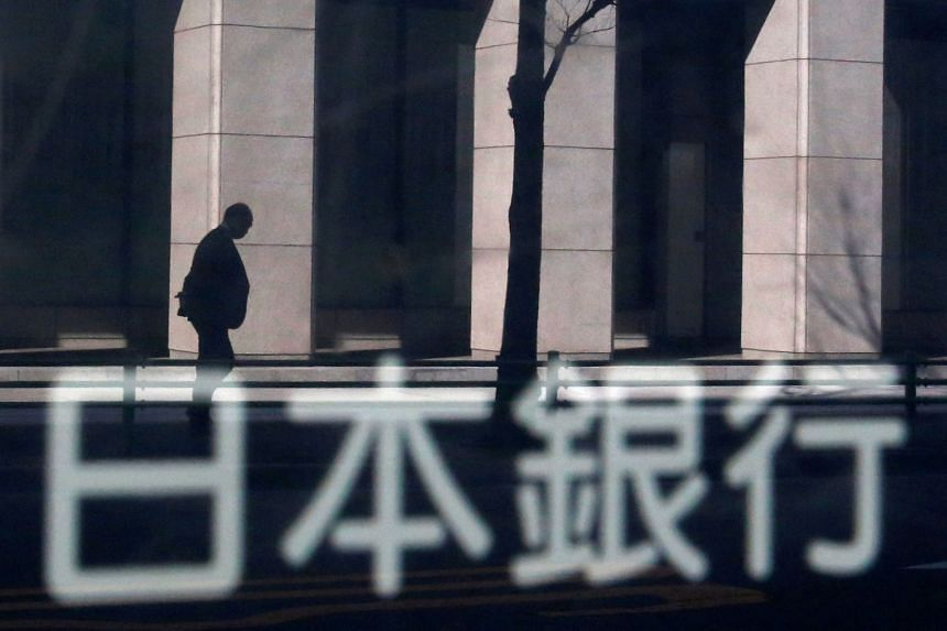 There is some hope for Bank of Japan policymakers who are struggling to accelerate inflation as Japanese household income marked the fastest gain in three years on gains in temporary workers' pay.
