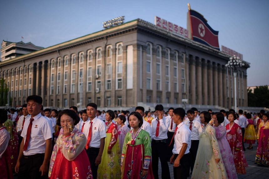 Nearly half of North Korea's population - 10 million people - are undernourished, according to UN officials.