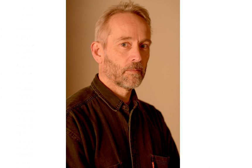 """Author Jasper Fforde says his world-building is a """"thought experiment gone wild""""."""