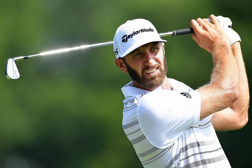 Dustin Johnson is tipped to win but he has the big bombers to contend with at Bellerive.