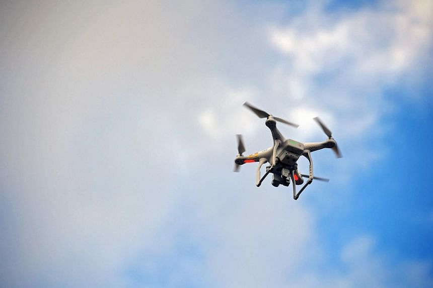 Flying of unauthorised UAVs in prohibited areas is an offence under the Unmanned Aircraft (Public Safety and Security) Act.