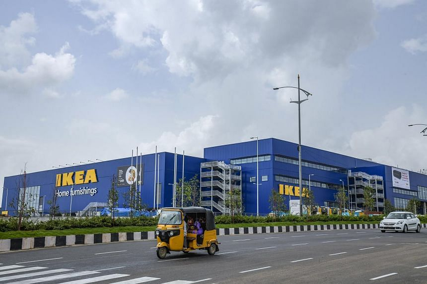 Ikea expects to welcome as many as 6 million visitors a year to its 13-acre complex in Hitec City, on the outskirts of Hyderabad, India.