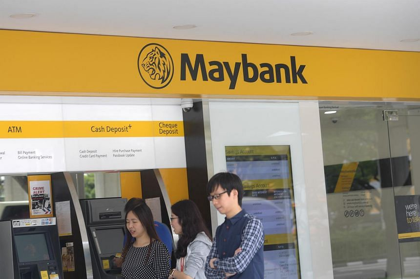 Maybank has started asking additional verification questions to confirm customers' identity. Two-factor authentication through SMS or hardware token is also used for all transactions over the Internet, mobile and phone.