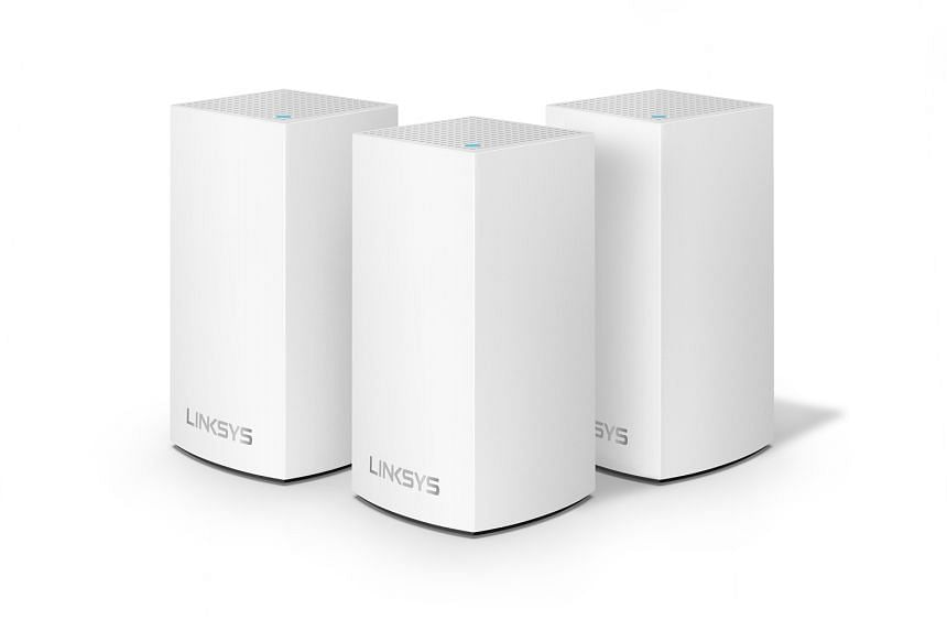 Linksys Velop Dual-Band Mesh Wi-Fi