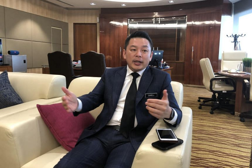 Malaysia's trade minister Darell Leiking plans to drum up business for two East Malaysia states through the East Asean Growth Area.