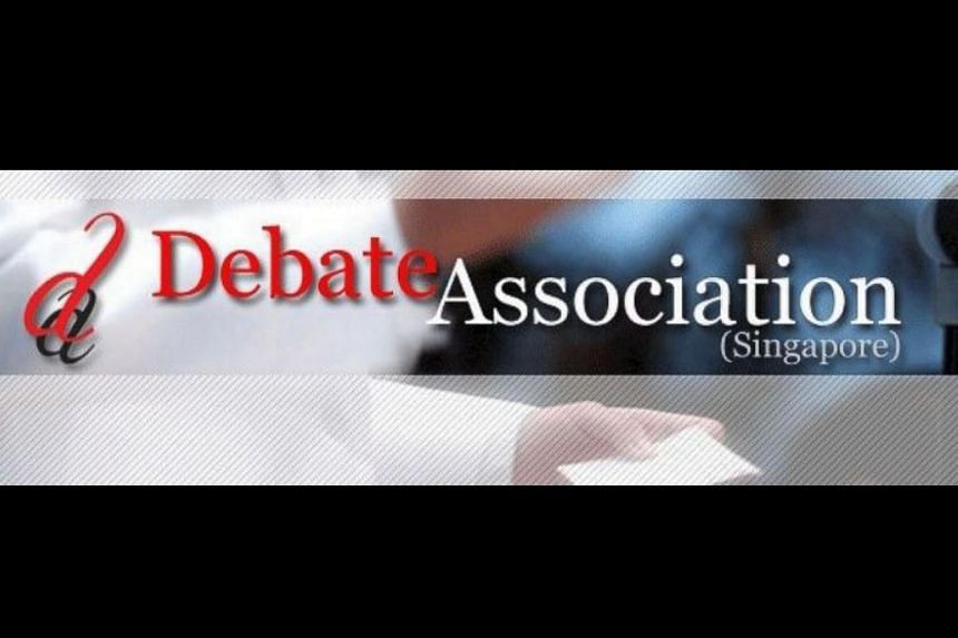 The Debate Association (Singapore) said that in 2014, the man sent the student sexually explicit photos of himself.