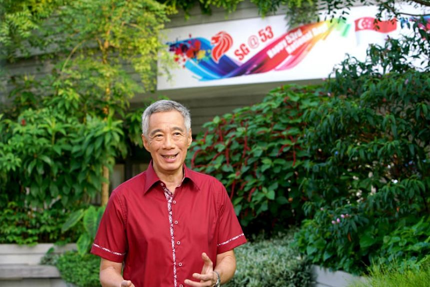 In his annual National Day Message, Prime Minister Lee Hsien Loong held up the Kampung Admiralty retirement community as an example of what the Government is doing to transform education, healthcare and housing to improve lives.