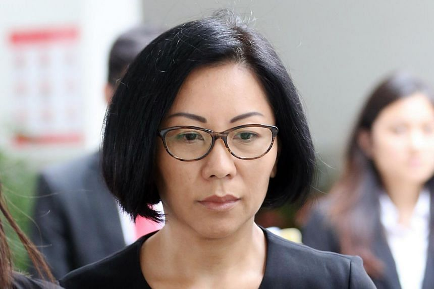 Singaporean Willow Phua Brest, 46, pleaded guilty on Tuesday to four counts of failing to provide safe working conditions for her two Indonesian helpers.