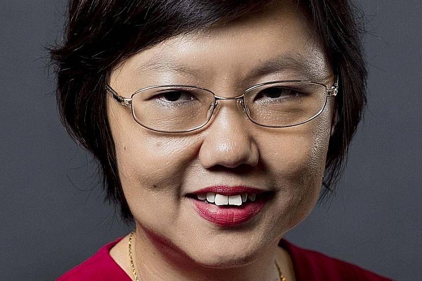 Mrs Tan Ching Yee