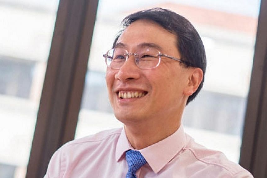 Mr Gerard Koh was one of the first senior people hired by former CEO Desmond Kuek.