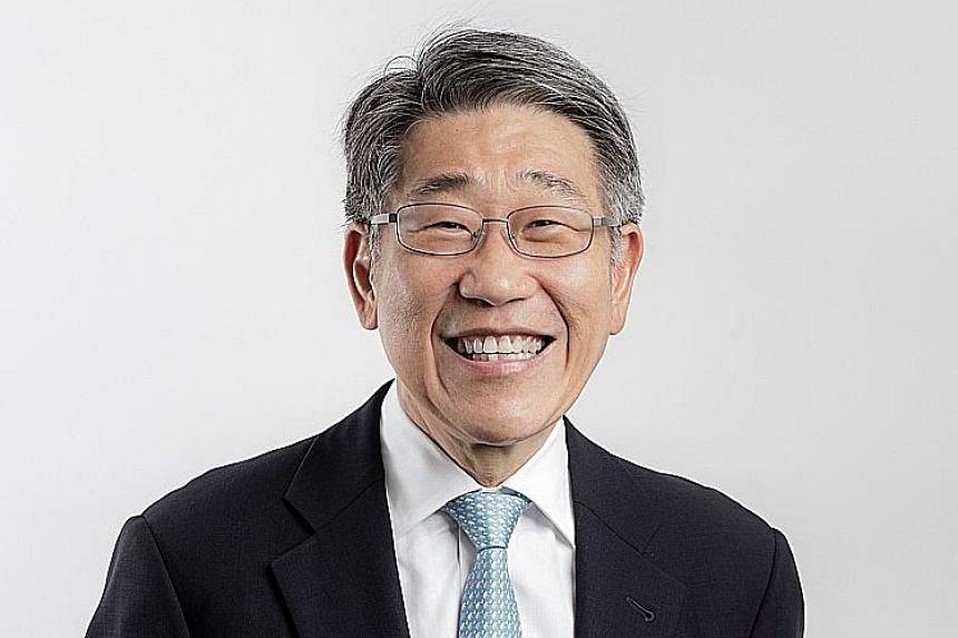 Mr Philip Ng Chee Tat