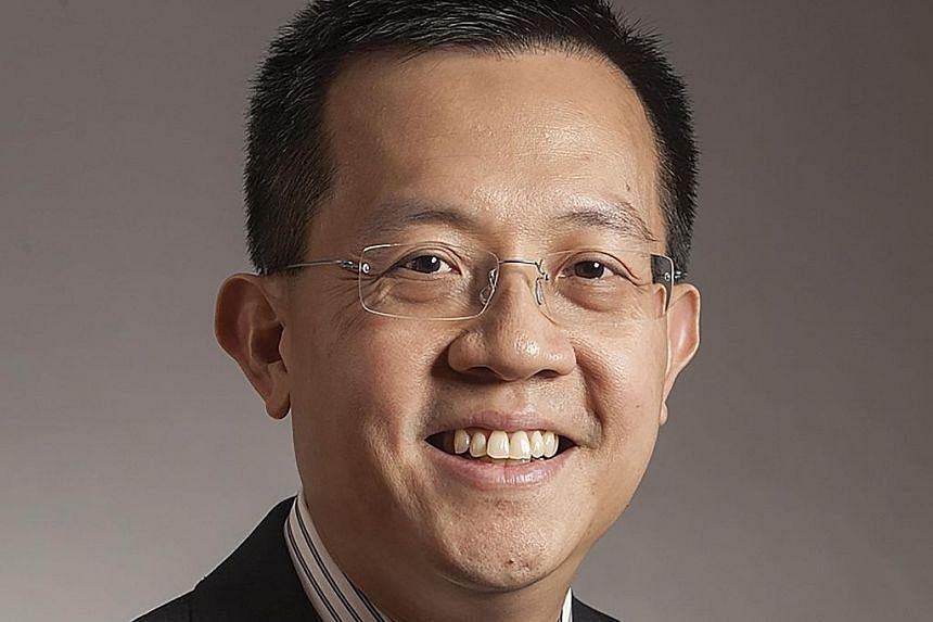 Mr Leo Yip Seng Cheong
