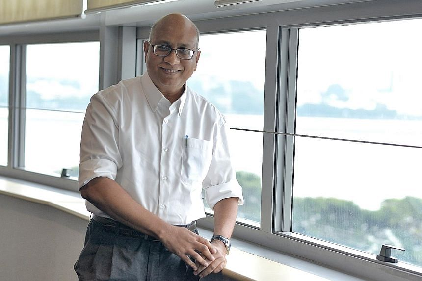 Dr Naresh Kumar Rajamanickam, 61, is in charge of developing new technologies for units under the Ministry of Home Affairs. The public service veteran, who has 32 years under his belt, has revolutionised the use of automation and virtual reality in t