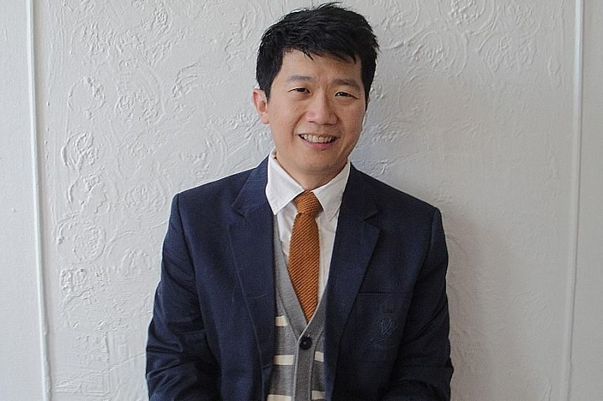 The winner of the 2016 Singapore Literature Prize for English fiction, cartoonist Sonny Liew (above), had his National Arts Council grant withdrawn for his graphic novel The Art Of Charlie Chan Hock Chye. Current winner, author and translator Jeremy