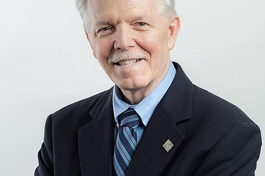 Professor Thomas Magnanti, who is now the president emeritus of SUTD, is also an institute professor at the Massachusetts Institute of Technology.