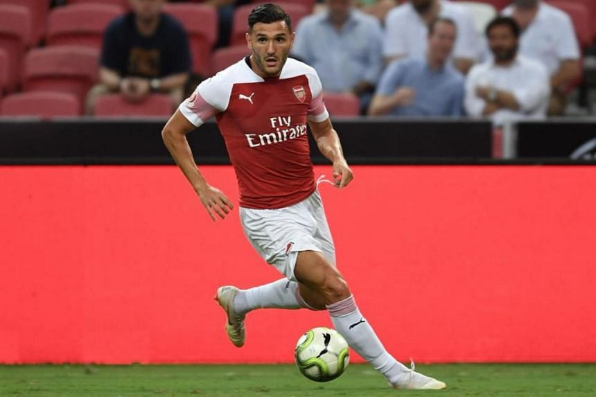 Lucas Perez is West Ham's seventh signing of the close season.