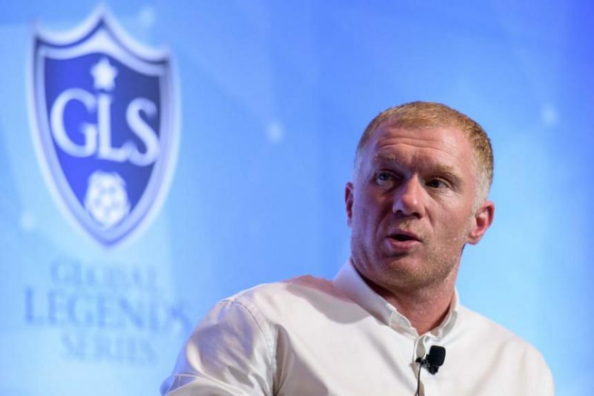 Former Manchester United star Paul Scholes criticised current Man U manager Jose Mourinho, saying players at the club do not look like they enjoy the style of play.