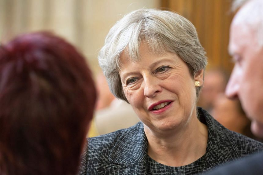 May (above) is planning a top-level meeting of her Cabinet ministers early in September 2018.