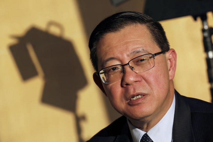 Finance Minister Lim Guan Eng told reporters a former Treasury secretary-general may have been responsible for the missing amount.
