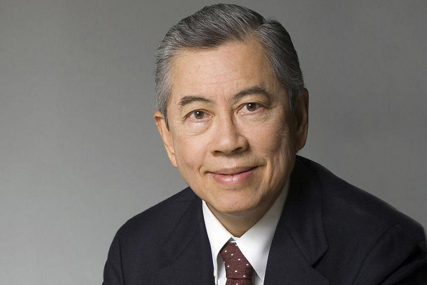 Mr Wong Ngit Liong.
