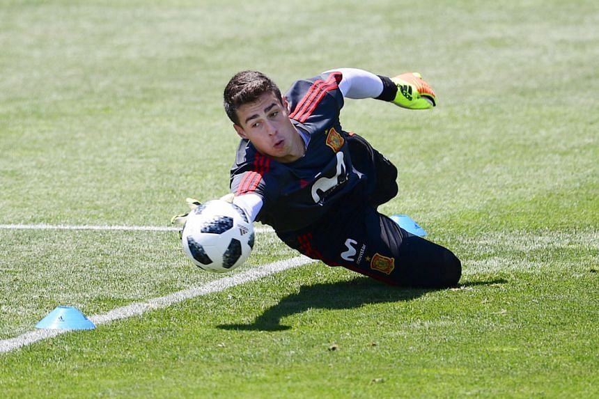 Despite his lack of experience, Kepa Arrizabalaga is considered one of the most promising goalkeepers in Europe. He was part of the Spain squad at the Russia World Cup.