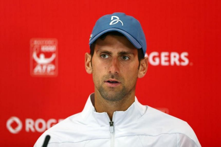 Novak Djokovic says the proposal to turn the Davis Cup tournament into a season-ending Grand Slam-level showdown would ease scheduling woes for players.