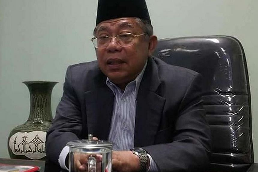 Indonesia Ulema Council chairman Ma'ruf Amin is also the supreme leader of the country's largest Islamic organisation.