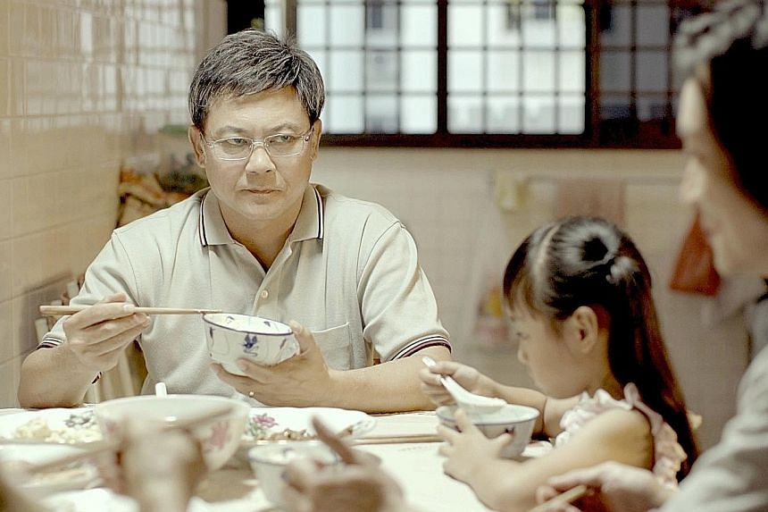 Among the short films is The Drum by Ler Jiyuan, a 25-minute work about a man named Kang (played by Wang Yuqing)