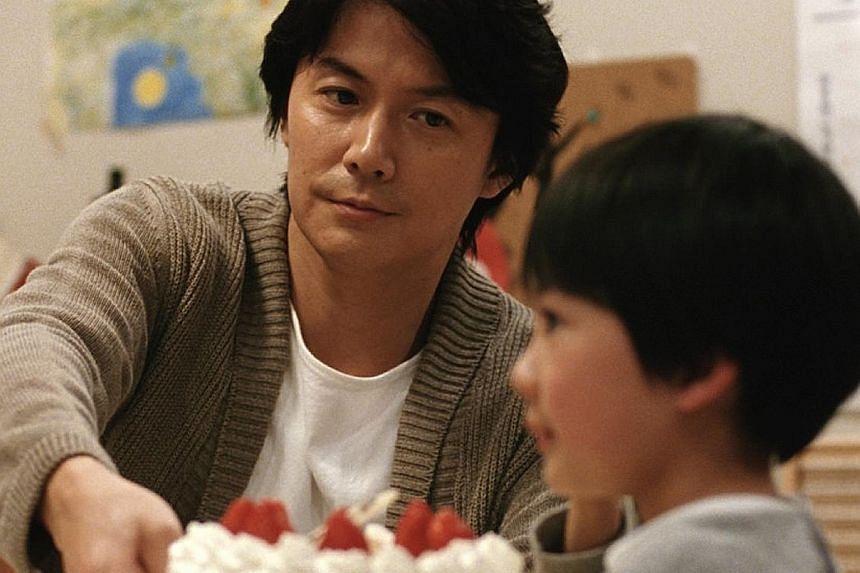 Masaharu Fukuyama, (above left).