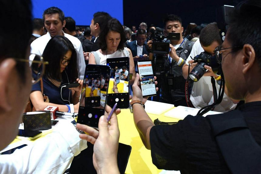 Samsung has boosted the specifications to cement the Note9's appeal among power users.
