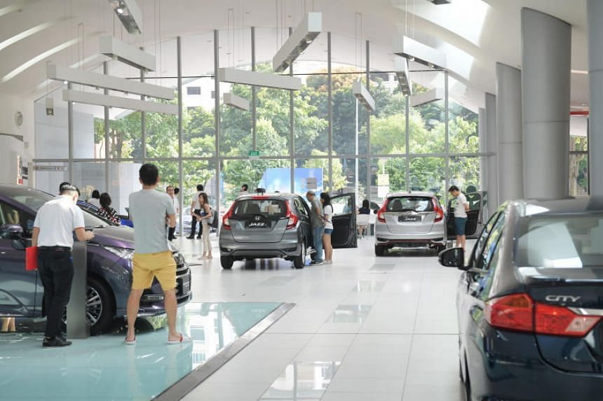In June, the motor vehicle segment grew the most, with a 9.7 per cent increase in sales.