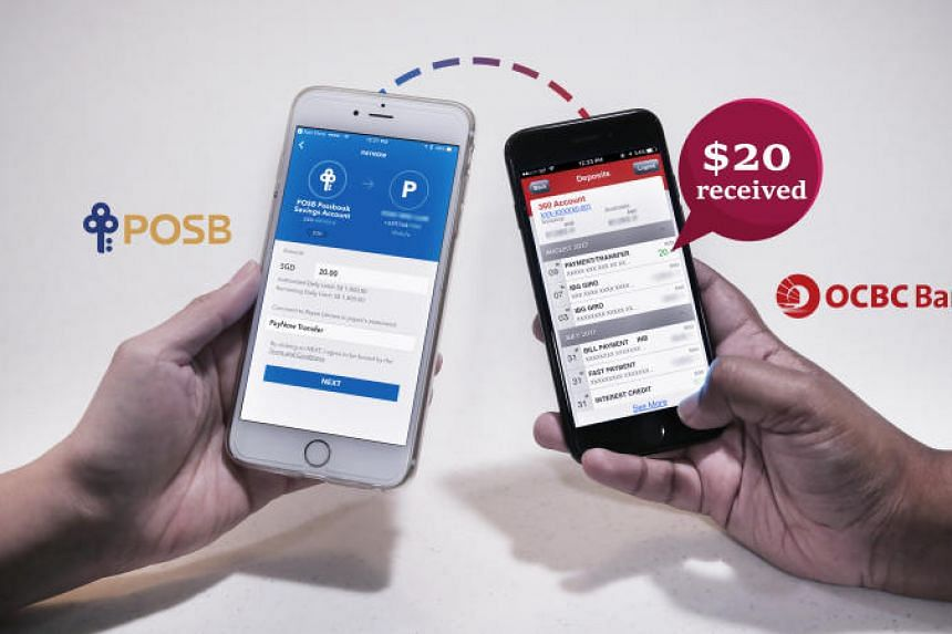 """OCBC also said it has received """"overwhelming response"""" from businesses inquiring about PayNow, with nine in 10 new customers having pre-registered for the service since April."""