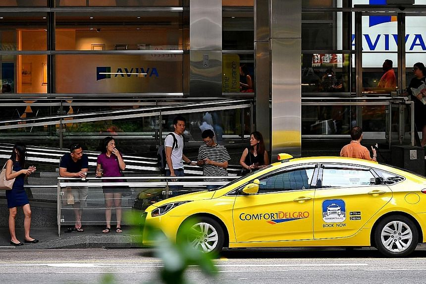 ComfortDelGro expects revenue from the taxi business to be maintained in the coming quarters, noting the group will take delivery of 200 new hybrid taxis this month.