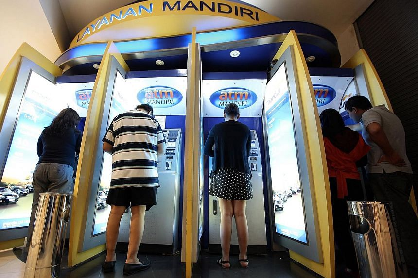 Bank Mandiri is seeking to manage a share of the wealth held by Indonesians overseas and locally as this offers high fee income vis-a-vis conventional banking.
