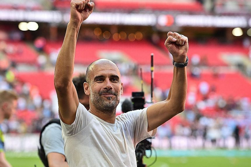 Pep Guardiola's Manchester City have started the season on a winning note with the Community Shield and will want to open their league defence with victory away at Arsenal.