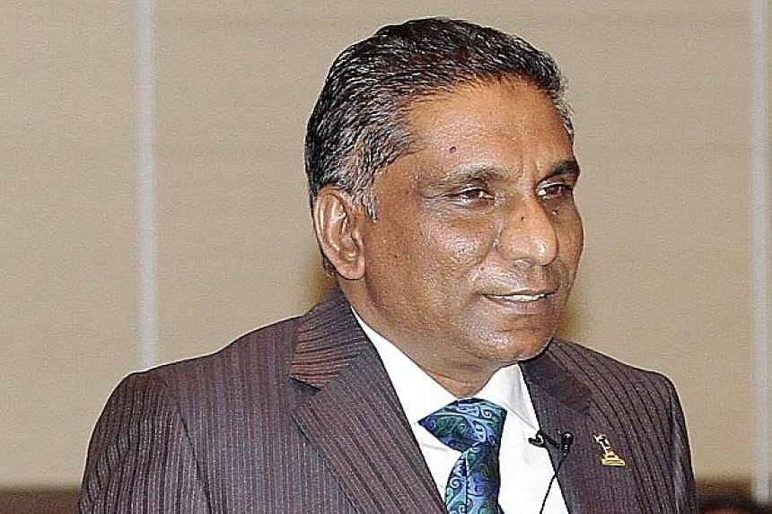 """Tan Sri Mohd Irwan Serigar Abdullah said the money """"was put into the consolidated funds""""."""