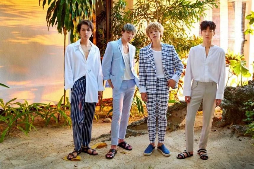 The police have issued an advisory to fans planning to buy tickets to several concerts that will take place in the second half of 2018, including those by popular South Korean bands Winner (above) and iKON.