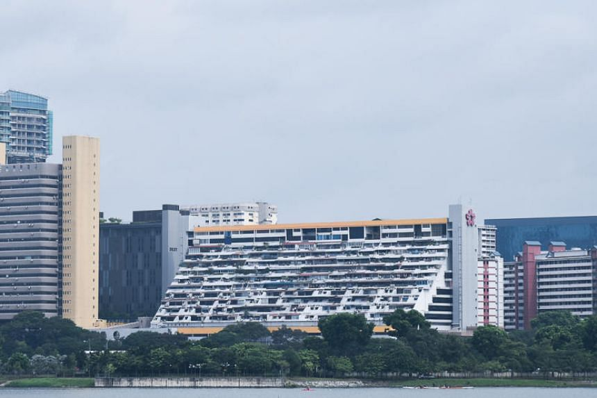 The mixed-use development located between Nicoll Highway and Beach Road has a total of 718 units.