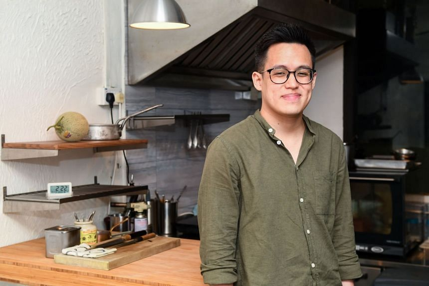 Singaporean chef Javier Low, 26, is the owner of an 8-seat restaurant called Il Den.