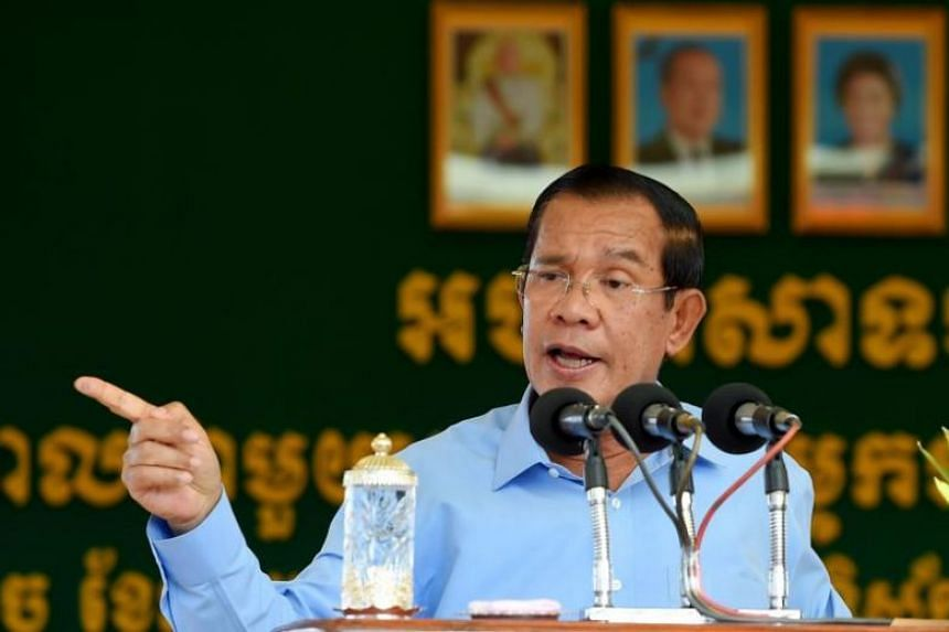 Cambodia's Prime Minister Hun Sen is expected to take all 125 spots in Parliament when official election results are announced next week.