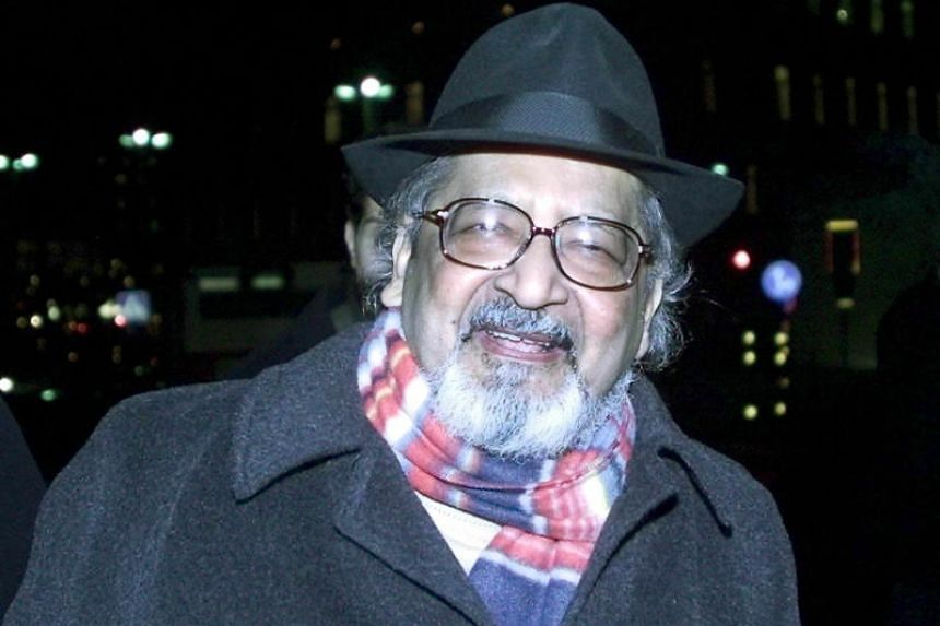 V. S. Naipaul died aged 85 on Aug 11, 2018.