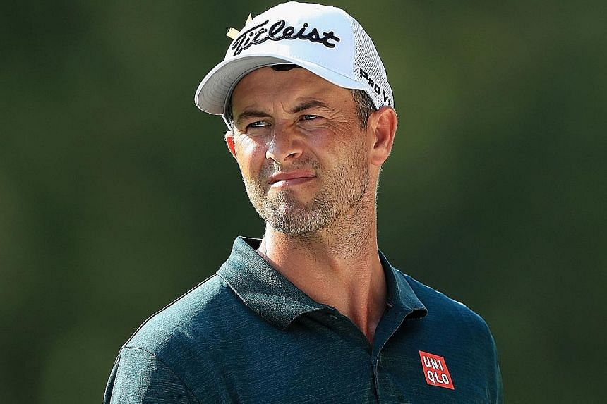 Adam Scott's only Major came at the 2013 Masters. Despite being ranked 76th, he has experienced a surge in form recently.