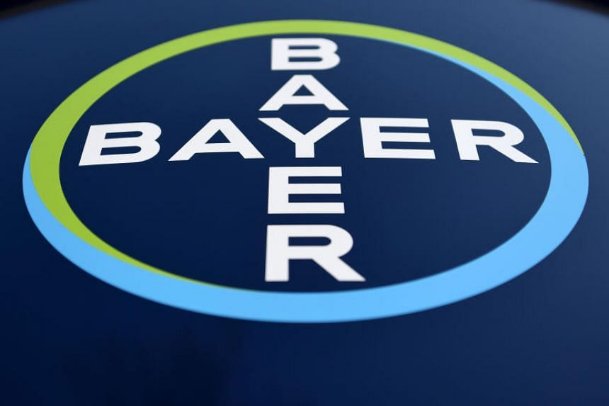Bayer's stock fell 10.4 per cent to 83.61 euros after a California jury awarded US$290 million in damages to groundskeeper Dewayne Johnson, who said he repeatedly used a professional form of Monsanto's Roundup weedkiller.