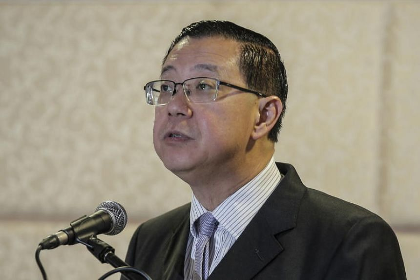 Malaysia's Finance Minister Lim Guan Eng said the missing amount is actually RM19.248 billion (S$6.5 billion), not RM17.911 billion.